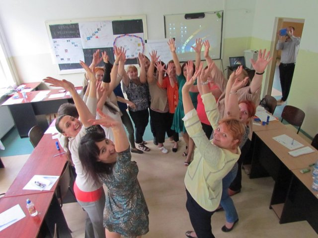 Teachers Training in Romania