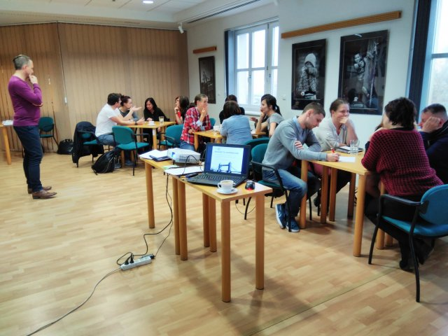 National dissemination conference in the Czech Republic