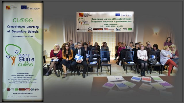 FINAL DISSEMINATION CONFERENCE IN ROMANIA