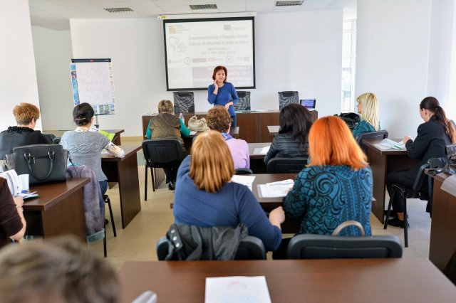 National License Workshop in Romania