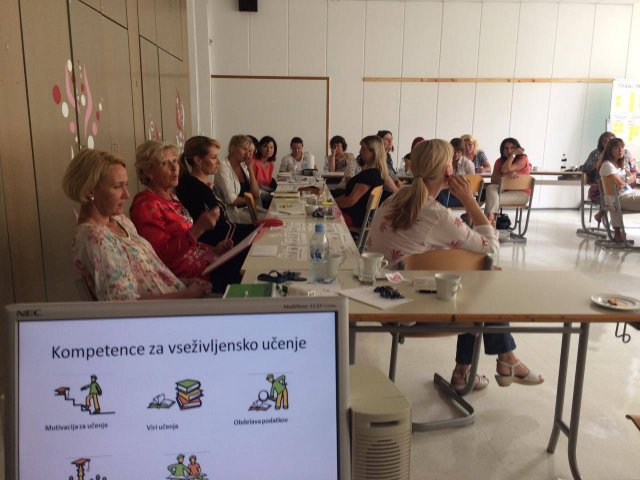 Teachers Training in Slovenia
